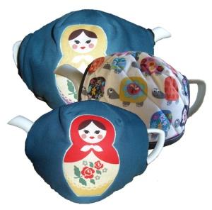 3 Tea Cosies